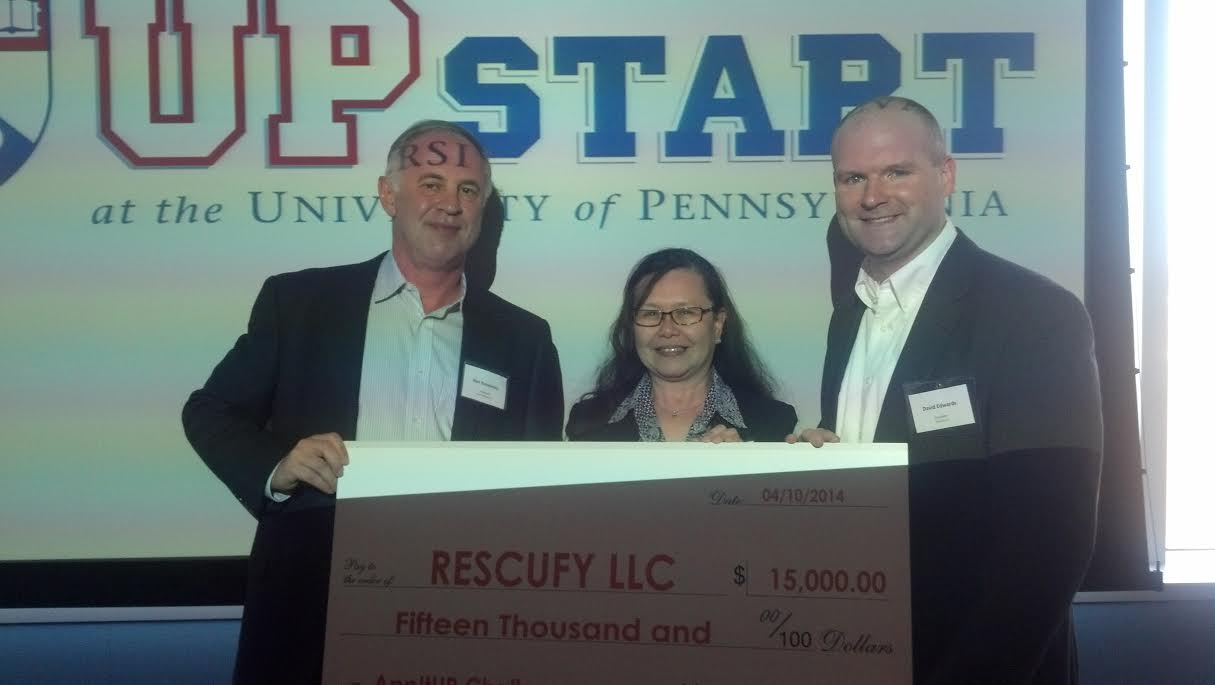 Rescufy AppitUp Winner 2014
